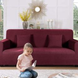 Funda para sofá antiácaros/antiarrugas 3 plazas por 20€ y 2 plazas por 16€.
