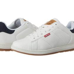 Zapatillas LEVI'S por sólo 31,99 euros. Antes 60€.