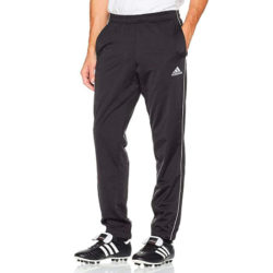 Pantalones de deporte Adidas Core 18 PES negro o azul por sólo 17,39€.