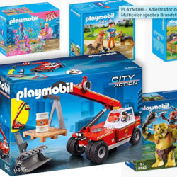 20%-30% De descuento en Playmobil hoy en Amazon