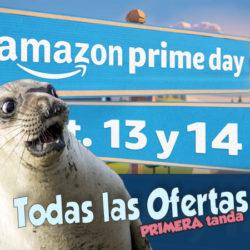 ¡Comienza el PRIME DAY 2.020 en Amazon! Listado completo de ofertas.