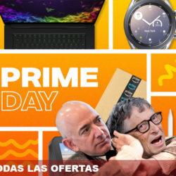 ¡Comienza el PRIME DAY 2.021 en Amazon! Listado completo de ofertas.