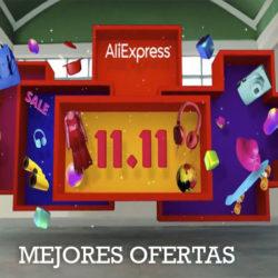 ¡Continua el 11-11 hasta las 12 de esta noche! Las mejores ofertas para el 11-11 en Aliexpress con precios finales y nuevos cupones reactivados de hasta 25 euros.