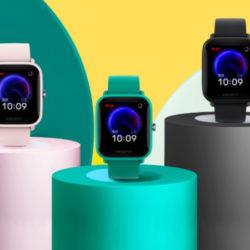 Xiaomi Amazfit Bip U, El Bip más avanzado con medidor de oxígeno en sangre por 44,90€ y Bip U PRO con GPS y Alexa por 49,99€ en Amazon.