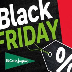 ¡Black Friday en El Corte inglés: Electrónica y electrodomésticos con hasta el 60% de descuento!