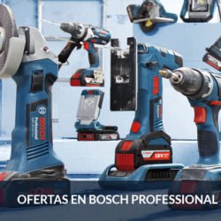 Ofertas en Bosch Professional en el Black Friday de Amazon