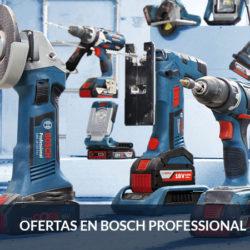 Chollazo Cyber Monday en Amazon: Ofertas en Bosch Professional ¡y además 2x1 en todas las herramientas de más de 200 euros!