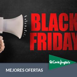 BLACK FRIDAY en El Corte Inglés: Las 300 mejores ofertas de todas las categorías