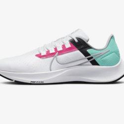 Zapatillas de running Nike Air Zoom Pegasus 38 para hombre o mujer por 67,18€ con código, antes 119,99€.