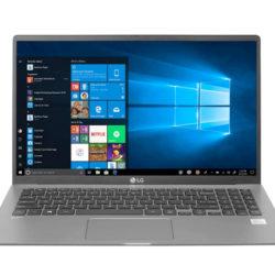 "Ordenador portátil LG GRAM 15Z90N-V-AA72B, pantalla 15,6"", Intel i7-1065G7, 16GB, 256GB SSD, Windows 10 por 700,00€ antes 1549,00€."