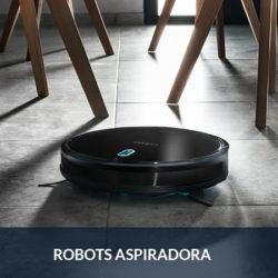 ¡CyberMonday en Amazon! Descuentos de hasta el 51% en robots aspiradora: Roomba, Conga, Cecotec y Ecovacs. Actualizado.