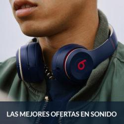 Las mejores ofertas de audio del CyberMonday: Auriculares y altavoces bluetooth Beats, Sennheiser, JBL, Sony, B&W, Jabra y mucho más.