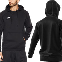 Sudadera con capucha Adidas Core 18 Hoody para hombre desde sólo 23,98€.