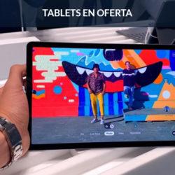 Black Friday de Amazon: Las mejores ofertas en tablets Samsung y Huawei.