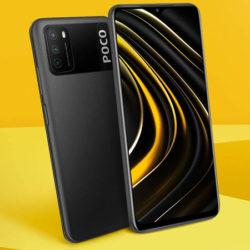 Xiaomi POCO M3 con 6.000mAh por sólo 106 euros y 128GB por 115€.