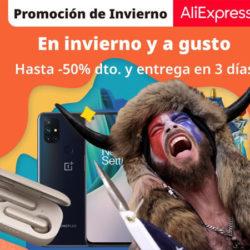 ¡Promoción de Enero! Nuevos cupones válidos para todo Aliexpress y Aliexpress plaza con envíos desde España. Renovados.