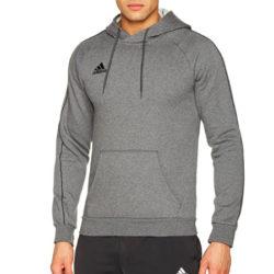 Sudadera con capucha Adidas Core 18 para hombre desde sólo 19,99€ antes 39,99€.