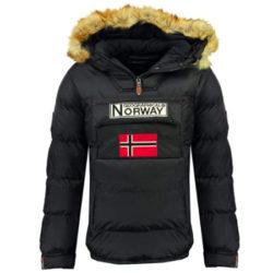¡Aún de oferta pero sólo ya en tallas S, M y XL! Chaqueta Geographical Norway Boker para hombre por sólo 49,90€ antes 99,00€.