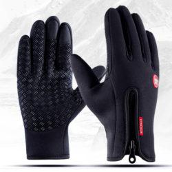 Guantes de invierno térmicos West Biking, resistencia al viento, al frío y la humedad desde 3,83€.