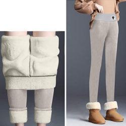 Leggings térmicos para mujer, varios colores por 9,90€ antes 32,99€.