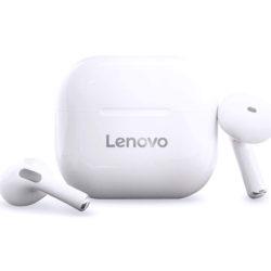 Auriculares TWS Lenovo, modelo PT40 por 10,99€ antes 21,98€.