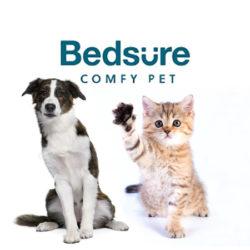 Camas para mascotas Bedsure con un 50% de descuento.