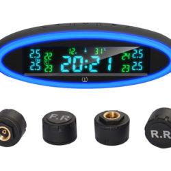 Monitor inalámbrico de presión para neumáticos por 26,99€ antes 53,98€.