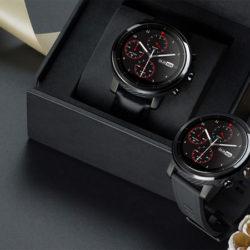 Smartwatch deportivo Xiaomi Amazfit Pace 2 Stratos con GPS, pulsómetro y reproductor de música por 70,20€ desde España.