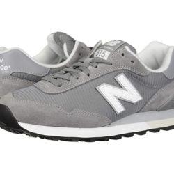Zapatillas New Balance 515 Core por sólo 37,50 euros, antes 74,90 euros.