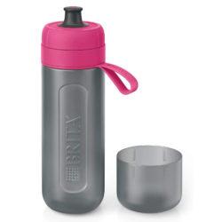Botella portátil filtrante Brita Fill & Go Active con tecnología filtrante MicroDisc por sólo 7,17€.
