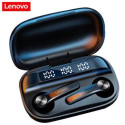Auriculares inalámbricos Lenovo QT81 TWS por 11,89€ desde España.