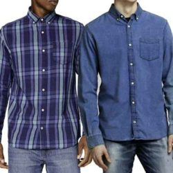Camisas Jack and Jones desde 7,73 euros. 40 modelos diferentes.