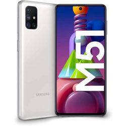 """Samsung Galaxy M51 6.7"""" FHD+ con 7.000mAh por sólo 278 euros en Amazon."""