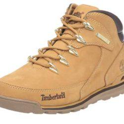 De nuevo en stock: Botas Timberland Euro Rock Hiker por 80,00€ antes 160,00€.