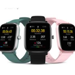 Amazfit GTS 2 Mini, el reloj inteligente más ligero, compacto y potente por 67,90€.