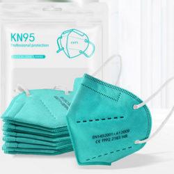 100 mascarillas FFP2 N95, protección contra patógenos y polvo desde sólo 16,75€. Varios colores a elegir: blanco, negro, verde, rosa, rojo, beige o amarillo.