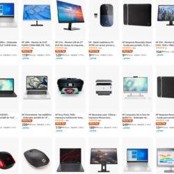Comienza la semana de descuentos en portátiles, impresoras, monitores, mochilas y complementos HP en Amazon