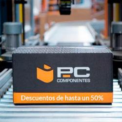 ¡Comienzan los Días naranjas! Los 118 mejores chollos de PcComponentes de hasta el 50% en televisores, informática, móviles, patinetes y hogar.