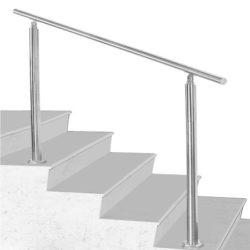 Pasamanos de acero inoxidable para escaleras por 74,19€ antes 105,99€.