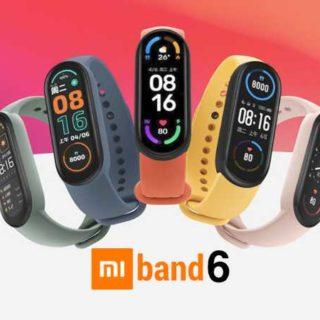Xiaomi Mi Band 6, mejores prestaciones y 14 días de autonomía sólo 26 euros.