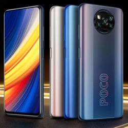 Xiaomi Poco X3 con dos días de autonomía y 120 Hz  6/64GB por 142€ y 6/128Gb por 156€ y PRO por 179€.