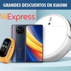 Cupones de hasta 20 euros para todos los artículos Xiaomi de Aliexpress Plaza.