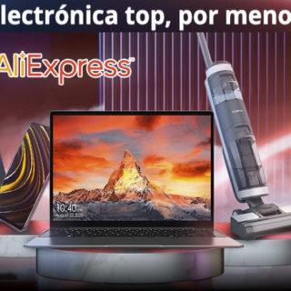 Tecnomania en Aliexpress. Listado de mejores ofertas y cupones de hasta 25€.