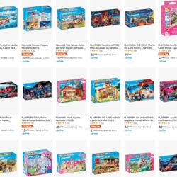Descuentos de hasta un 45% en juguetes Playmobil en Amazon