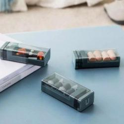 Dencansa de una vez por todas: 4 pares de tapones de silicona Xiaomi Youpin Jordan & Judy por 2,90€.