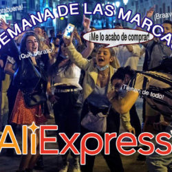 Semana de las Marcas en Aliexpress Plaza. Nuevos cupones de hasta 26 euros para todo Aliexpress.