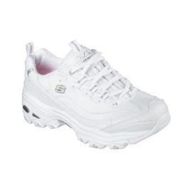 Zapatillas de mujer de gel Skechers piel por sólo 24,97€.