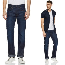 Vaqueros G-STAR RAW 3301 Straight por 29,99€ antes 62,99€.