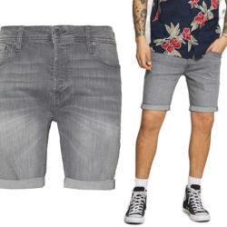 Pantalones vaqueros cortos Jack & Jones por 18,89€ antes 26,09€.