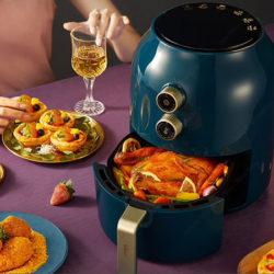¡Ofertón! Freidora sin aceite Tristar Crispy Fryer 3,5 litros, 1250W por 33,99€.